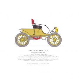 1904 Oldsmobile 7