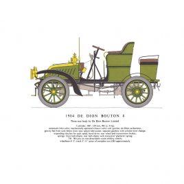 1904 De Dion Bouton