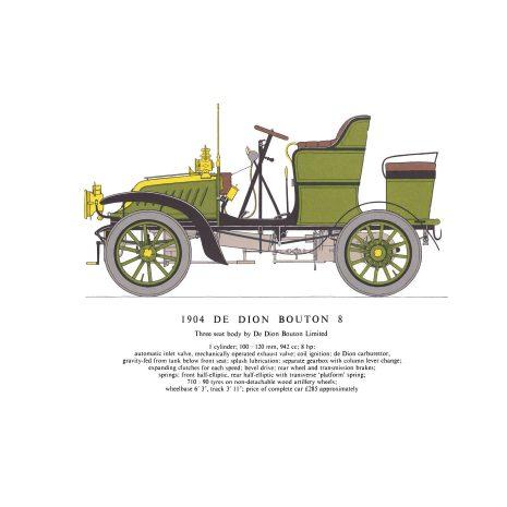 AA02 1904 De Dion Bouton