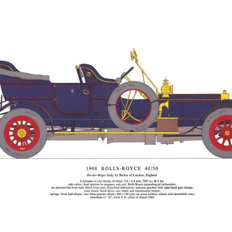 AA04 1908 Rolls Royce 40-50