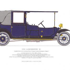 1910 Lanchester 28