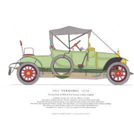 1912 Vermorel 12/16