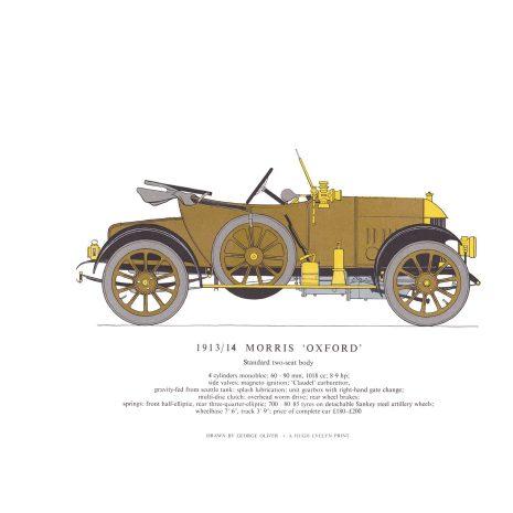 AA10 1913 14 Morris 'Oxford'