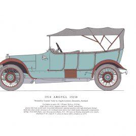 1914 Argyll 15/30