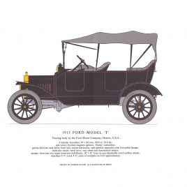 1912 Ford Model 'T'