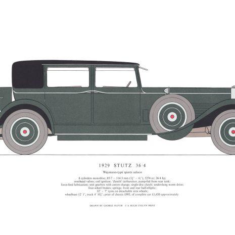 AB10 1929 Stutz 36.4