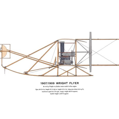 AD01 Wright Flyer