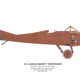 1913 Deperdussin Monocoque
