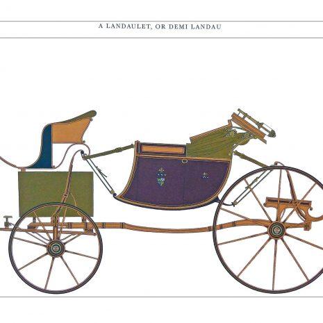 AJ06 Landaulet or Demi Landau