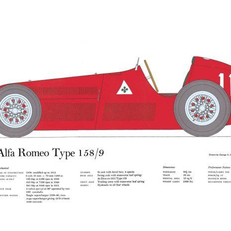 AM06 Alfa Romeo Type 158-9