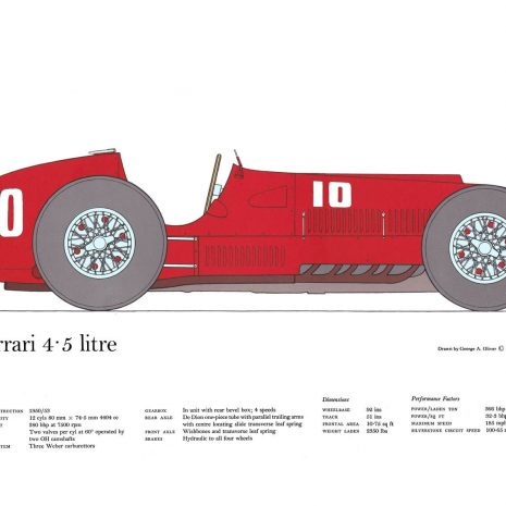 AM08 Ferrari 4.5 litre