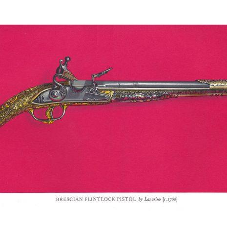 AO08 Brescian Flintlock by Lazarino
