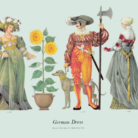 ASI02 German Dress 1515-1520