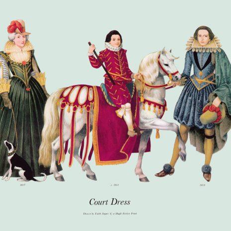ASI13 Court Dress 1611-1617