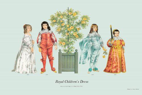 History of Costume 1500-1660