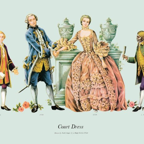 ASII13 Court Dress 1751-1759
