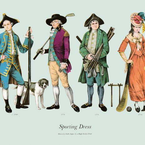 ASII15 Sporting Dress 1760-1778