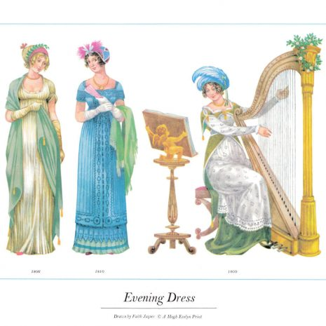 ASIII03 Evening Dress 1806-1810