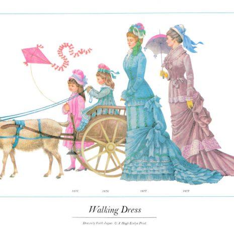ASIII15 Walking Dress 1876-1877