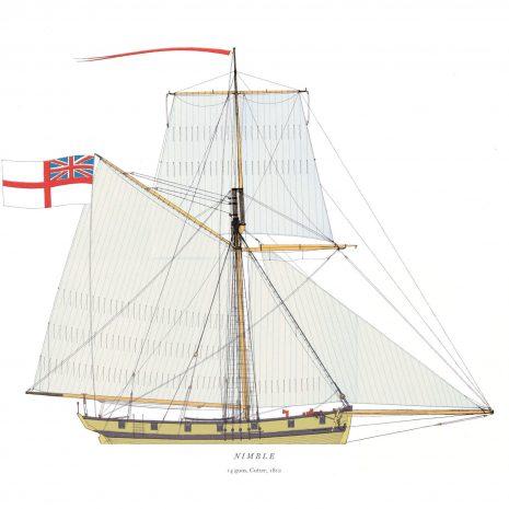 AXI10 HMS Nimble 1812