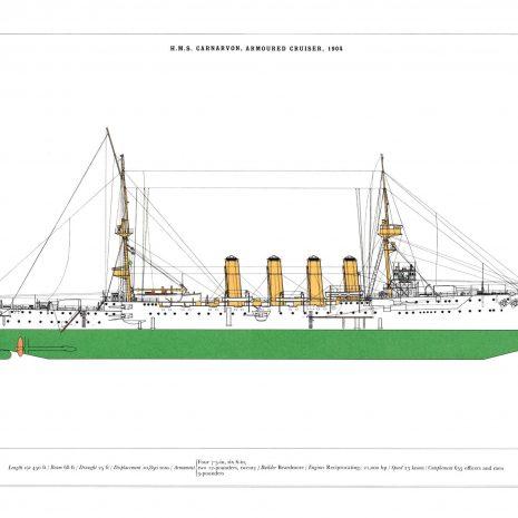 AXII03 HMS Carnarvon