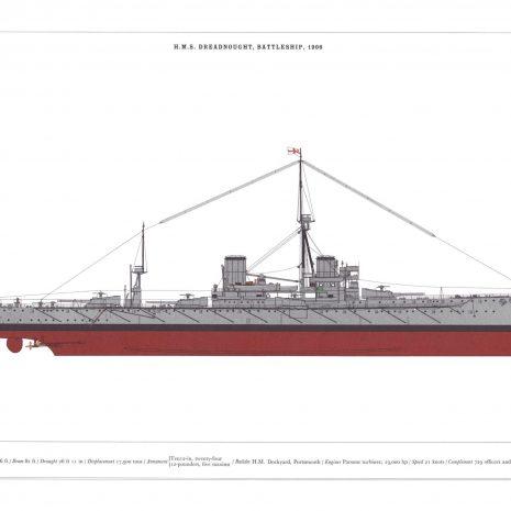AXII05 HMS Dreadnought
