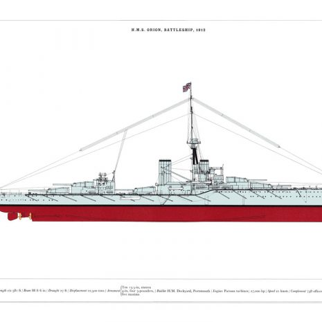 AXII06 HMS Orion
