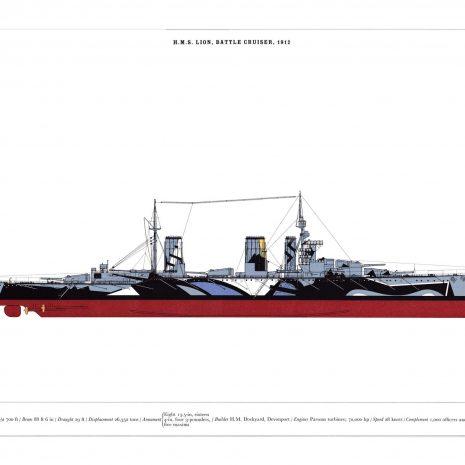 AXII07 HMS Lion