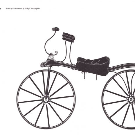 MA 01 Hobby-Horse Bicycle