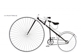 Early Bicycles 1791-1907