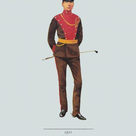 AZ20 Trooper, Surrey Yeomanry, 1911