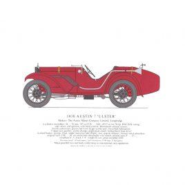 1930 Austin 7 'Ulster'