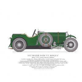 1935 Frazer Nash 'T.T. Replica'