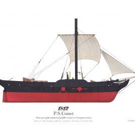 1812, P.S. Comet