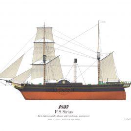 1837, P.S. Sirius