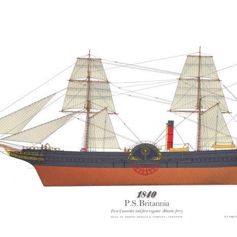 BC06 P.S. Britannia