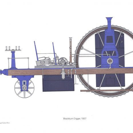 BH 10 Blackburn Digger