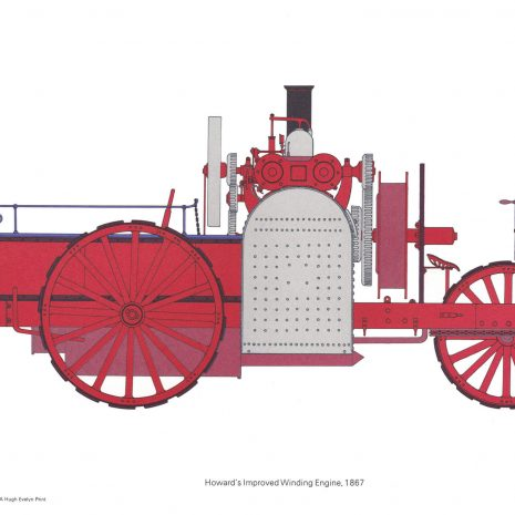 BH 11 Howard's Improved Winding Engine