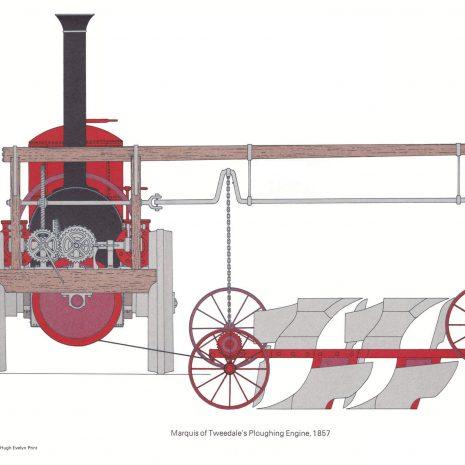 BH02 Marquis of Tweedale's Ploughing Machine