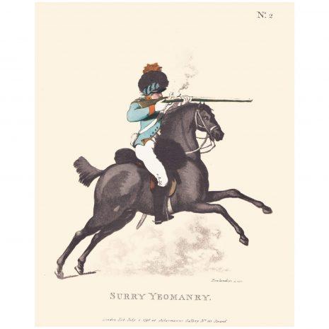 BLC 02 Surrey Yeomanry