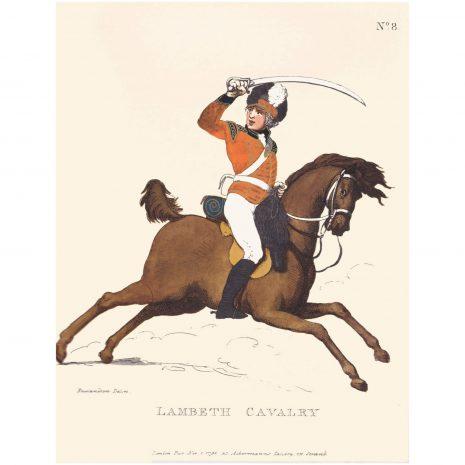 BLC 08 Lambeth Cavalry