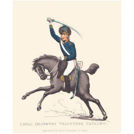 St. Mary, Islington, Volunteer Cavalry