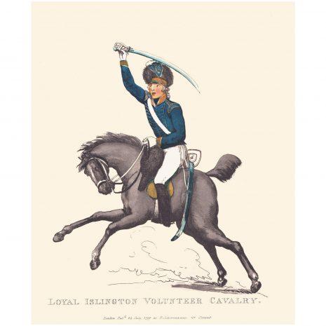 BLC 09 Loyal Islington Volunteer Cavalry