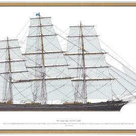 Cutty Sark, 1869