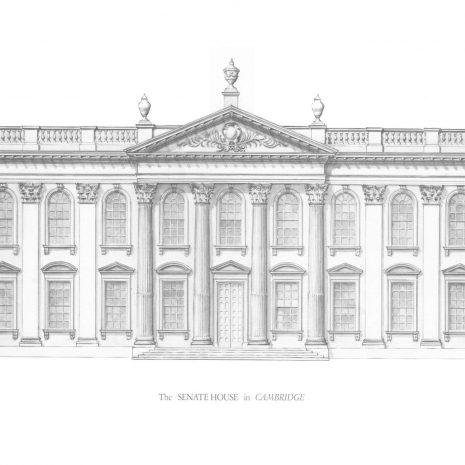 CRC 04. Senate House Cambridge