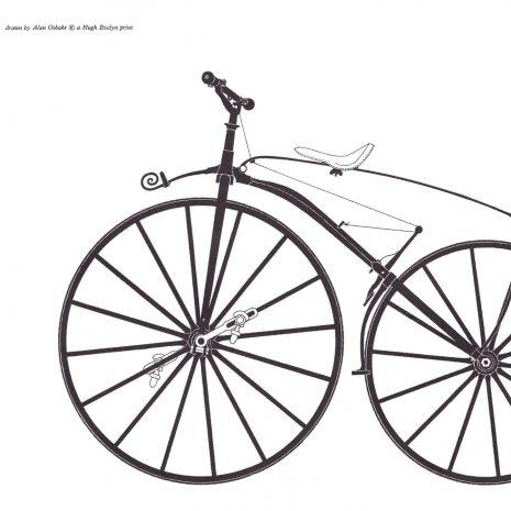 MA 03 Michaux Bicycle