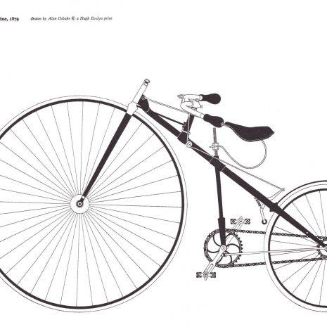 MA 07 Lawson Bicyclette Machine