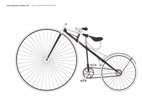 Early Bicycles 1817-1907