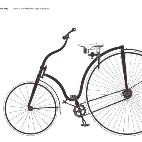 MA 08 McCammon Safety Bicycle