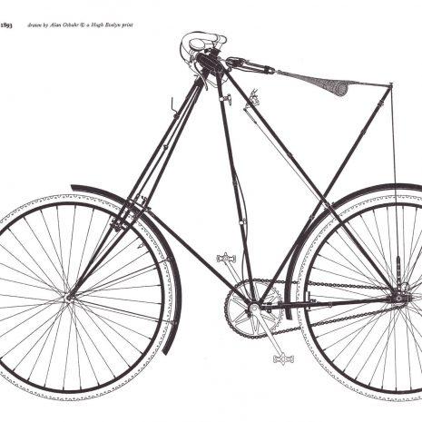 MA 11 Dursley-Pederson Bicycle